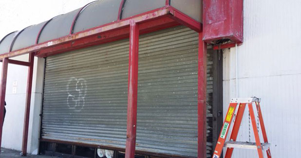 Commercial Roll door Buffalo